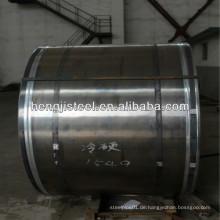 Kaltgewalzter Stahlspulenpreis höchste Qualität
