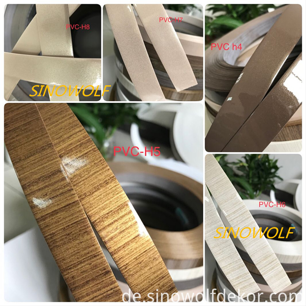 Wood Edge Banding