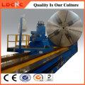 Máquina de torno de rolo manual horizontal pesada C61160 para venda