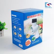 Caixa de empacotamento ondulado dos produtos eletrônicos feitos sob encomenda da fábrica de China