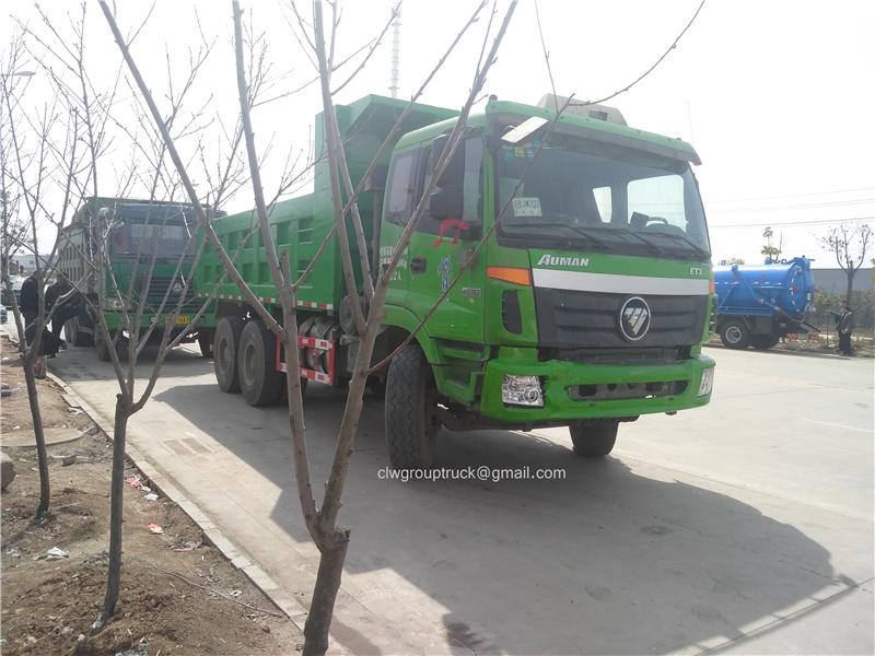 Dumper Truck 2