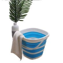 Amazon Hot Style 10L Square Portable Folding Bucket