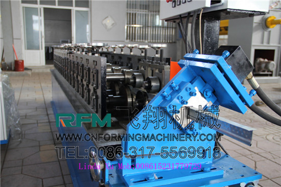 FX t grid roll forming machine