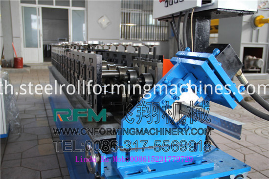 ALLOY END T BAR Roll forming machine