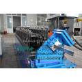 Steel Ceiling T Bar Grid Making Machine