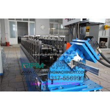 Steel Ceiling T bar making machine