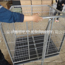 Pet Dog Crates With Wheels