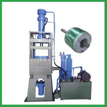 Automatic armature type aluminum rotor die casting machine