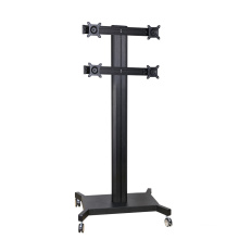 "Public TV Floor Stand 6-Monitor 10-24"" (AVD 004F)"