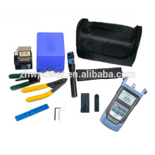 Оптическое волокно Fusion Splicer OTDR / волоконно диск машины, оптический измеритель мощности, кливер, VFL, инструмент очистки волокна Пзготовителей