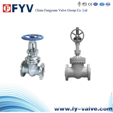 API600, API602 Cast Steel Manual Wedge Gate Valve