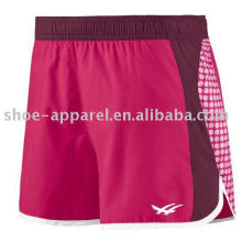 Women training shorts knit shorts sports shorts