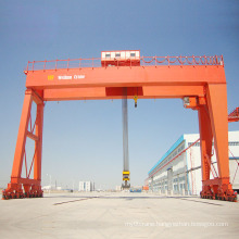 Double Beams Large Crane Gantry Design details