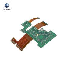 Interruptor de membrana flexible de la impresión de la pantalla de la placa del tablero de FPC Circuit
