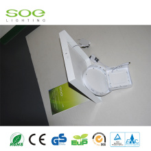 Dimmable Square LED taklampa