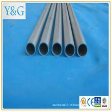 AK21 / 1120 AK4-1 / 1141 AMr2 / 1520 AMr3 / 1530 moinho anodizado de liga de alumínio acabado tubo / tubo de areia