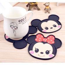 2016 Hot Selling Promotion Gift Silicone Cup Coasters for Drink