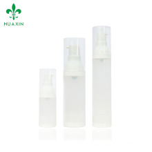 15 ml 30ml High-end plastic airless pump head sprayer bottle