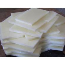 Cera de parafina 58/60 semi refinada, 58/60 Cera de parafina a granel refinada completa / semirrefinada