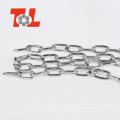 316 Edelstahlkette Kurze lange Stahlkette