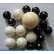 High Grinding Yttria Stabilized Zirconia Bead / Ball For Ball Mill