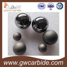Bola de carboneto de tungstênio com moagem e ungrinding