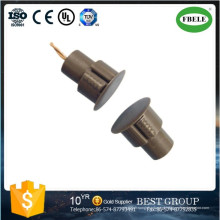 Contatos magnéticos da porta de aço Contato magnético Nc Contato magnético para a porta ou a janela (FBELE)