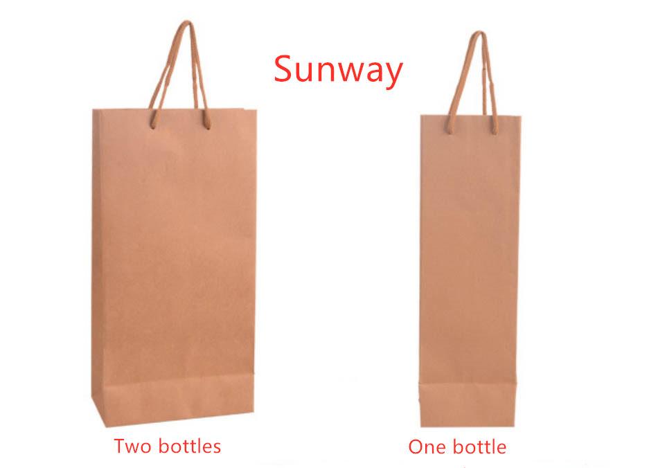 Wine gift bags