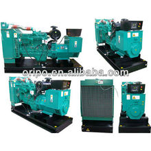 water cooled brand new diesel generator with famous alternator