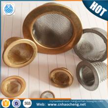Stainless steel Water tap filter cap /oil filter cap