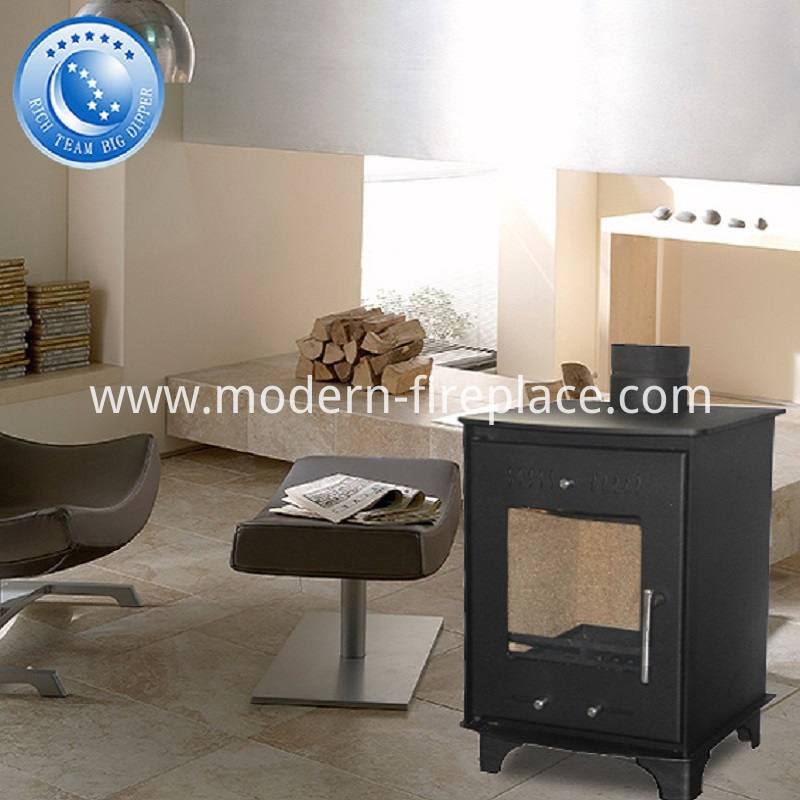 Modern Custom Cheap Wrought Iron Fireplace