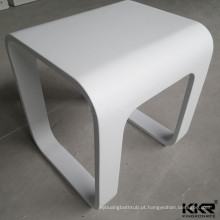 Cadeiras & bancos de chuveiro de superfície contínua do molde