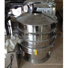 GMP Ce ISO certificó la alta máquina farmacéutica del tamiz de Quqality (ZS-515)