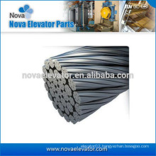 galvanized steel wire rope, steel cable