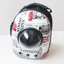 Capsule Fashion Breathable Soft Capsule Pet Backpack