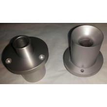 Piezas modificadas para requisitos particulares de la fresadora del CNC del aluminio 7075