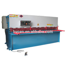 electric guillotine/shearing machine/plate shearing machine