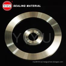 Aço Inoxidável Material Corrugated Gasket