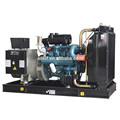 Heavy duty water-cooled brushless diesel generator set