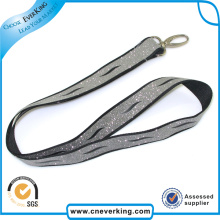 Promote High Quality Safety Reflective Lanyard with Metal Hook