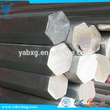 ASTM A269 316L 2B et barre hexagonale en acier inoxydable décapé