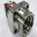 CNC machining aluminum alloy auto components ISO 9001