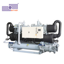 Sanhe 400kw 115 Ton Screw Type Low Temperature Water Chiller System