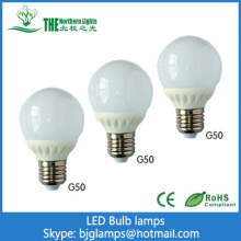 5W LED Bulb Light Price in Alibaba
