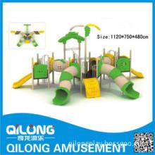Kids Plastic Outdoor Playground (QL14-123A)