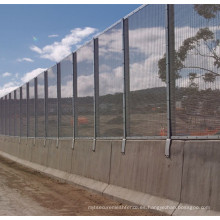 Valla de seguridad / Valla anti escalada / Valla de prisión / 358fence