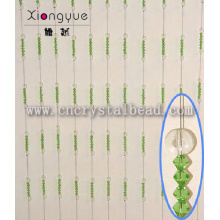 L008 crystal beads string curtain