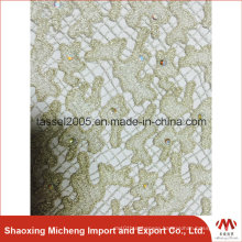 Shinning Yards Guipure Lace with Stones 3056