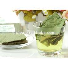 Chá de flor chá de folha de lótus chá de perda de peso