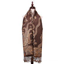 Foulard style nouveau 100% Polyester Châle Pashmina d'hiver